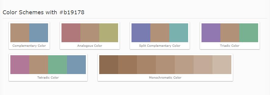color interior design